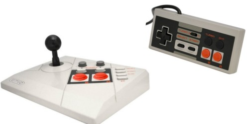Walmart.com: The Edge Gamepad for NES Classic Only $14.99 + Joystick Just $24.99