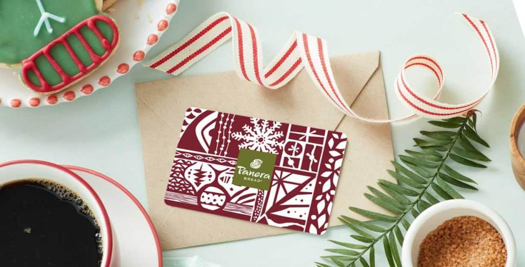 Panera Bread Buy 50 In Gift Cards Free 10 Bonus Card Great