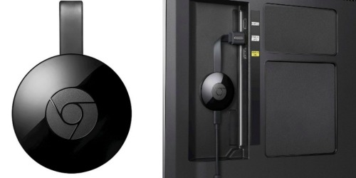 Google Chromecast 2nd Generation Only $25 + 3 FREE Months HBO NOW