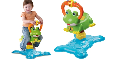 Amazon: Vtech Count & Colors Bouncing Toy Frog Only $15.83 (Regularly $32.99)