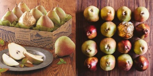 Harry & David: Royal Riviera Pears 5-Pound Boxes Only $19.99 Shipped + More
