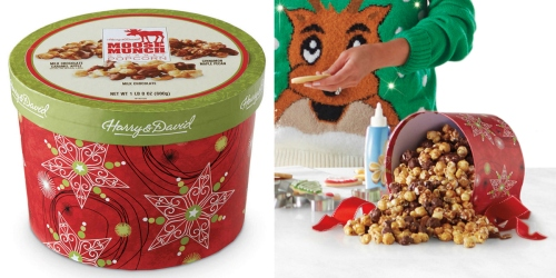 Lord & Taylor: Extra 10-30% Off Sitewide = Harry & David Moose Munch 24oz Popcorn Drum Just $13.50