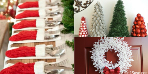Dollar Store Christmas Decoration Ideas