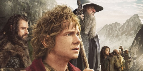 VUDU.com: The Hobbit Trilogy Movie Collection Only $22.99