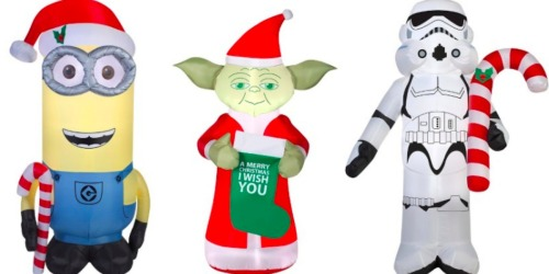 Target Cartwheels: Save on Holiday Airblowns, Stocking Holders, Ornaments & More