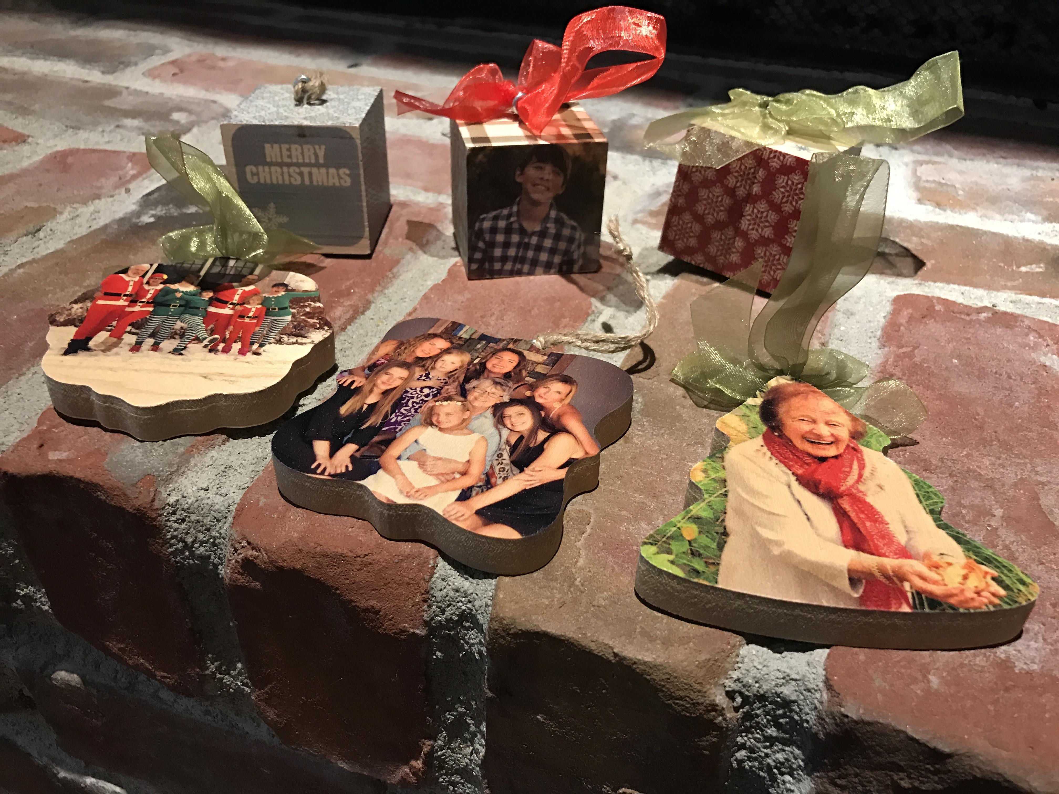 PhotoBarn Ornaments