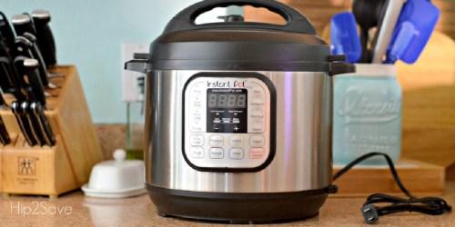 Target.com: 6 Quart Instant Pot 7-in-1 Pressure Cooker $79.95 After Gift Card (Reg. $100)