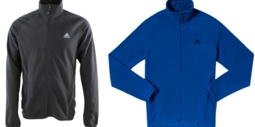 Cabela's: Men's adidas Hiking Fleece Jackets Only $20.88 Shipped (Regularly $60)
