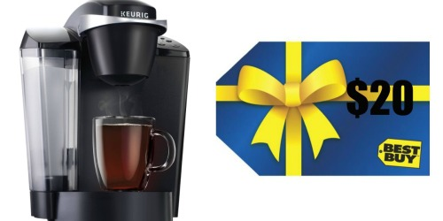 Best Buy: Keurig Coffee Brewer Only $59.99 Shipped After Gift Card (Regularly $109.99)