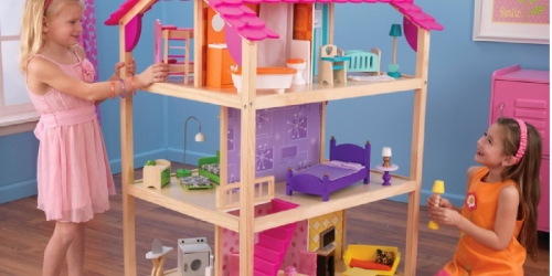 Target: KidKraft So Chic Dollhouse AND 45 Furniture Pieces $113.99 Shipped (Regularly $152)
