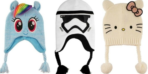 Target.com: 30% off Outerwear & Cold Weather Accessories = Character Hats Only $6.99 Shipped