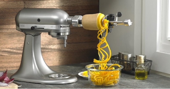 Target Extra 10 Off Kitchenware Kitchenaid Spiralizer 51 99