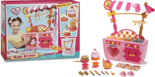 Amazon: Lalaloopsy Magic Play Kitchen and Café Only $32.50 (Regularly $69.99)