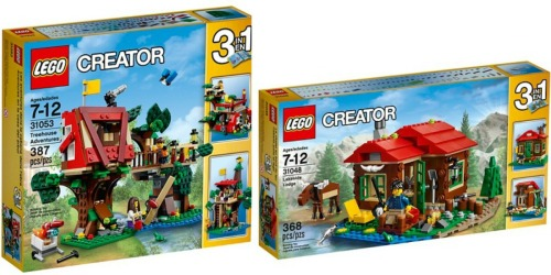 Target: Three LEGO Creator Sets ONLY $50.67 Shipped ($82+ Value)