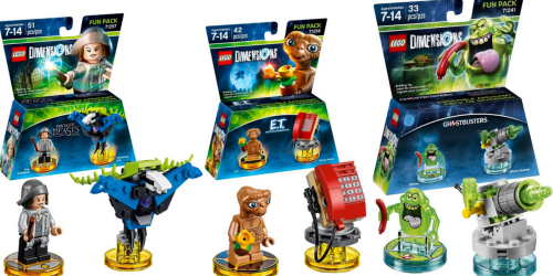 LEGO Dimensions Fun Packs & More From Only $5.99 (Regularly $11.99)