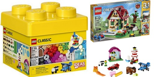 Kmart.com: Earn Points for Making a LEGO Purchase (Shop Your Way Members)