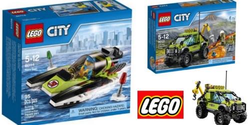 Nice Discounts on LEGO City Sets