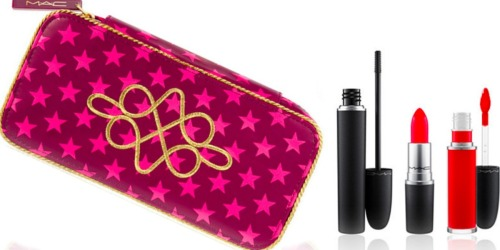 Macy's: MAC Cosmetic Gift Sets Only $21.25 Each Shipped (Up to $77 Value)