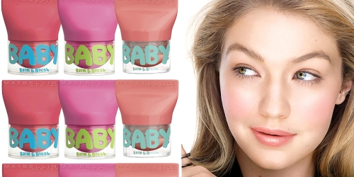 Testers Needed for Maybelline Baby Lips Balm & Blush (500 Available) + More