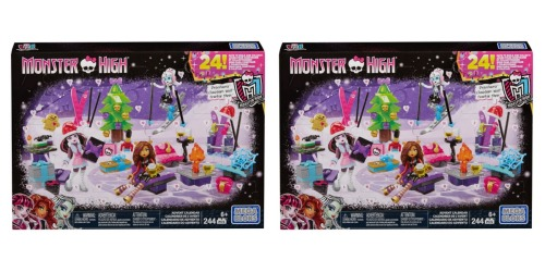 Amazon: Mega Bloks Monster High Advent Calendar for only $8.99 (regularly $29.99)+ More