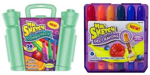 Target Shoppers! Mr. Sketch Products as Low as $4.39 (THINK Stocking Stuffers)