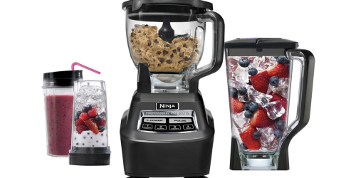 Best Buy: Ninja Mega Kitchen System w/ Blender & Food Processor Only $129.99 Shipped