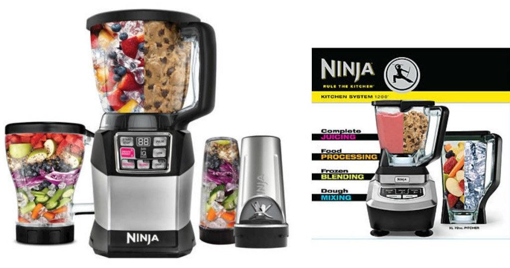 Target: Extra 30% Off Ninja Blender Systems - Hip2Save