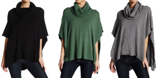Nordstrom Rack: Up to 87% Off Clearance Items = Women's Woven Poncho Only $9.33