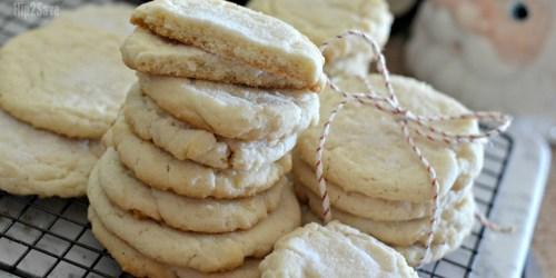 Super Soft Sugar Cookies (Copycat Paradise Bakery Recipe)