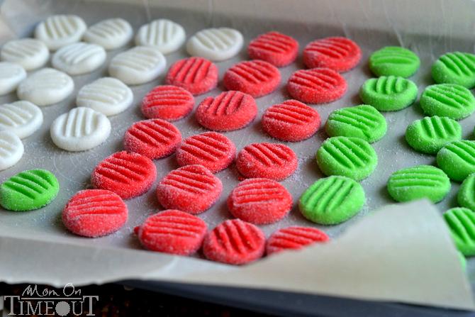 Easy No-Bake Christmas Peppermint Patties