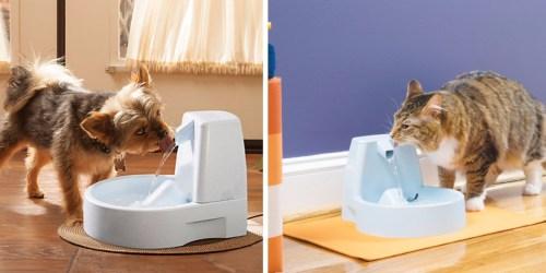 Petco: PetSafe Drinkwell Original Pet Fountain Only $18.94 Shipped (Reg. $49.99)