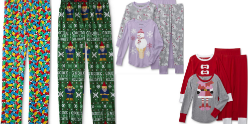 Kmart.com: Buy 1 Get 1 Free Pajamas + Earn $10 Shop Your Way Points
