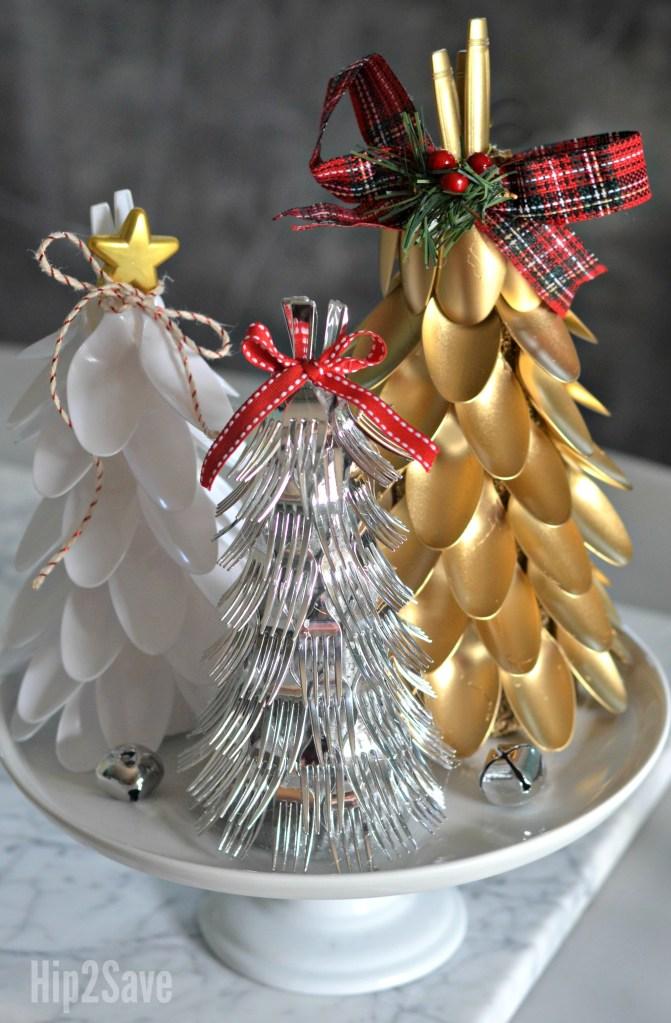 plastic-spoon-and-fork-christmas-trees-hip2save-com