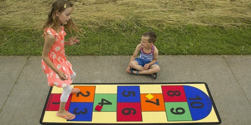 Amazon: Learning Carpets Hopscotch II Play Carpet Only $16 (Regularly $39.99)