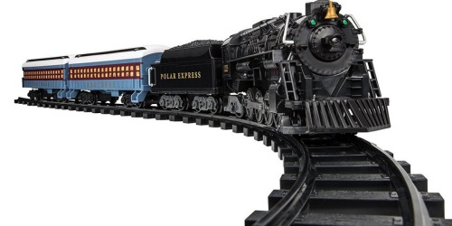 Amazon: Lionel Polar Express Ready to Play Train Set ONLY $59.97 (Regularly $99.95)