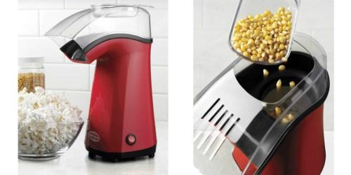 Walmart.com: Nostalgia 16-Cup Air-Pop Red Popcorn Maker Only $9.97 (Regularly $29.99)