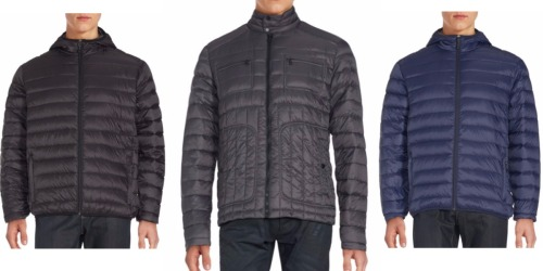 Saks off 5th: Men's Puffer Jackets Only $34.99 Shipped (Reg. $180) + Nice Deal on Vests