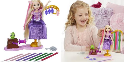 Amazon: Disney Princess Rapunzel's Royal Ribbon Salon Only $12.16 (Regularly $29.99)