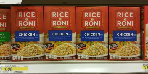 Rice-A-Roni 12-Packs Only $9 Shipped on Amazon | Just 76¢ Per Box
