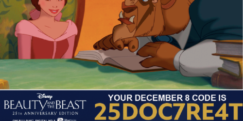 Disney Movie Rewards: Earn 5 Free Points