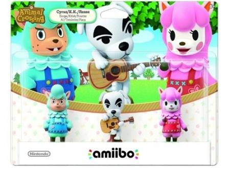 Animal Crossing 3-pack