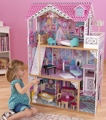 Target Kidkraft So Chic Dollhouse And 45 Furniture Pieces 11399