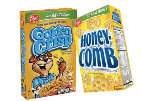 Post Cereal Deals