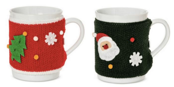 Ugly Sweater Mugs