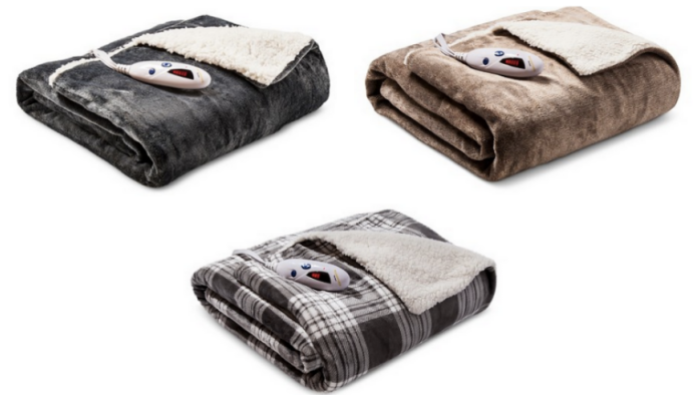 Heated Throws