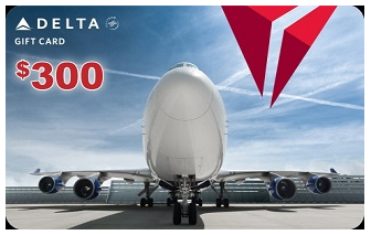 Delta Gift Card Sweepstakes