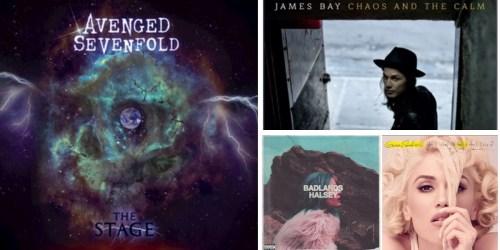 FREE MP3 Album Downloads (Gwen Stefani, Avenged Sevenfold & More!)
