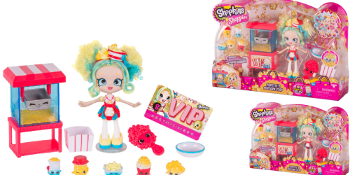Amazon: Shopkins Shoppies Popette's Popcorn Stand Only $13.99 (Regularly $24.99)