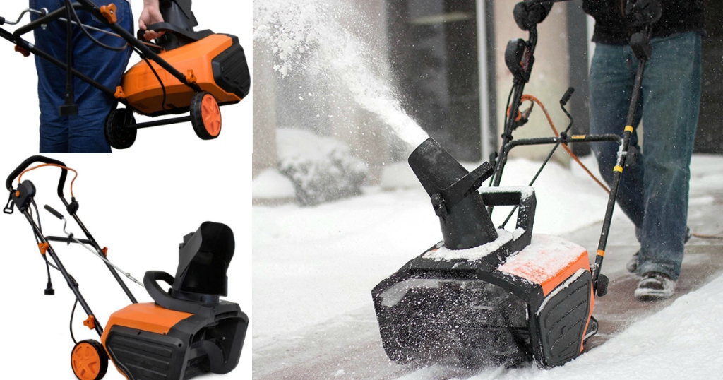 Electric Ssnow Blowers At Walmart – Articleblog info