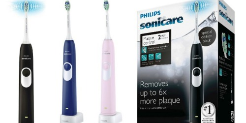 Philips Sonicare 2 Series Electric Rechargeable Toothbrush $29.99 Shipped (Reg. $69.99)